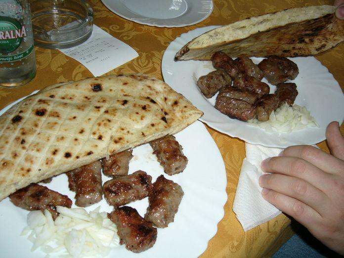 Sarajevski ćevapi