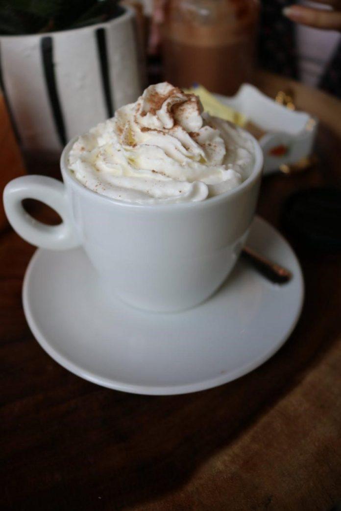 Hot Cocoa Pudding