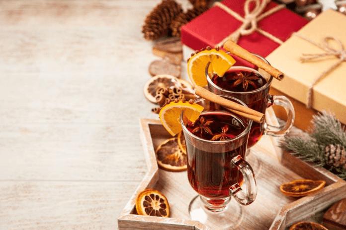 Honey Cinnamon Star Anise Tea