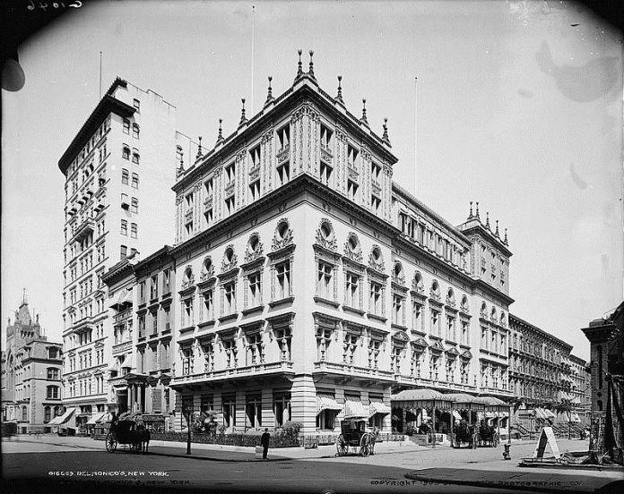 Delmonico's 1903