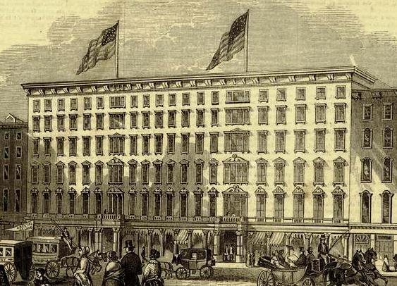 The St. Nicholas Hotel