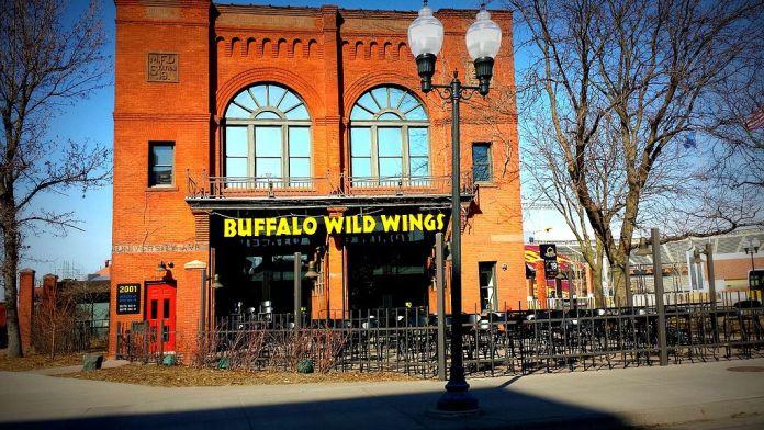 Buffalo Wild Wings - Minneapolis
