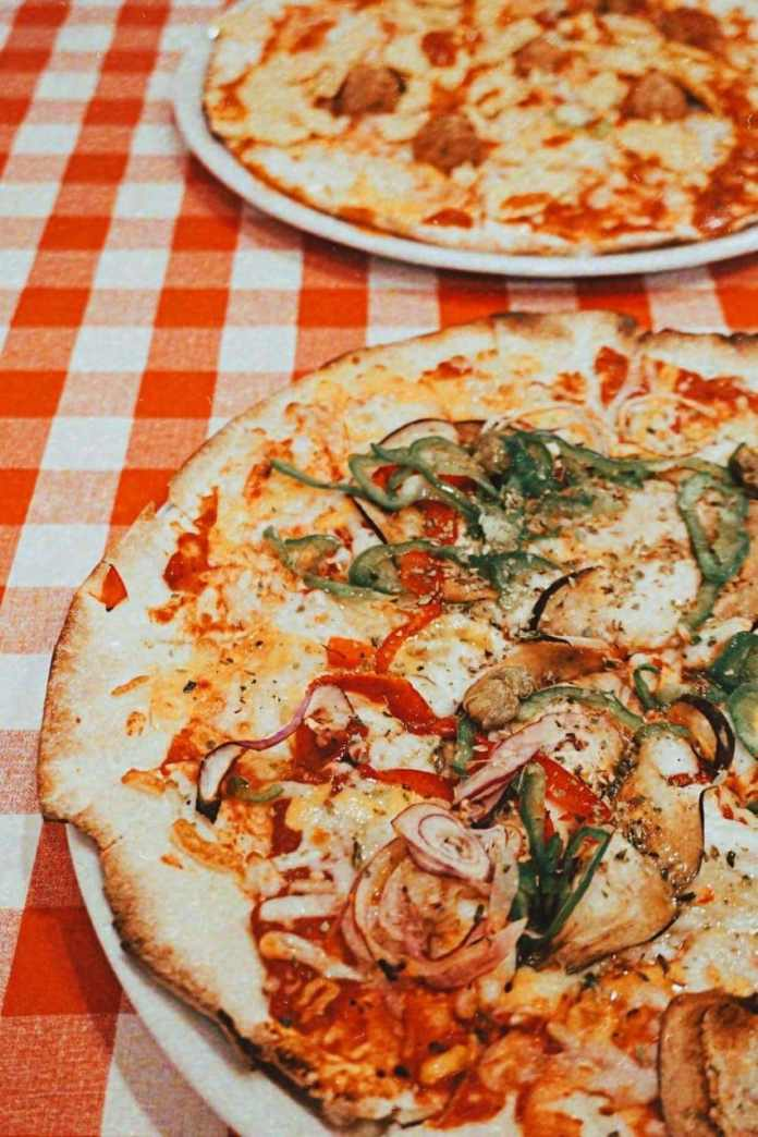 Perfect pizza crust three ways!