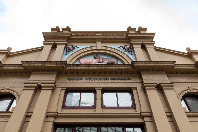 Australia Queen Victoria Market