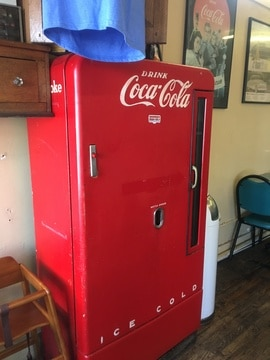 Skeeters Coke Machine 1