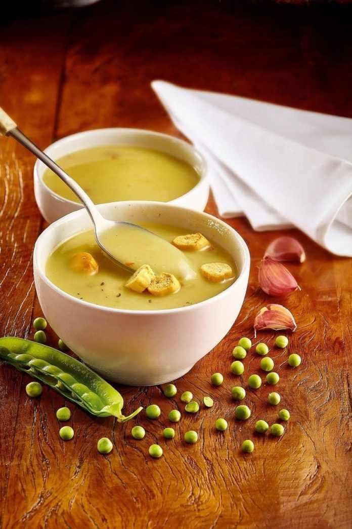 Summertime soup?