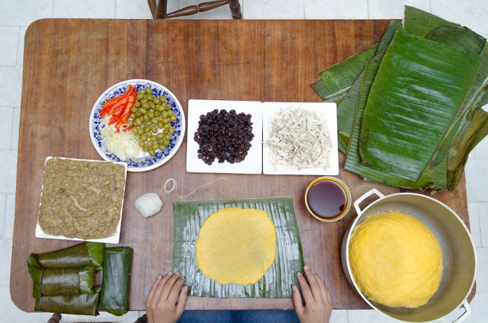 Traditional Hallacas