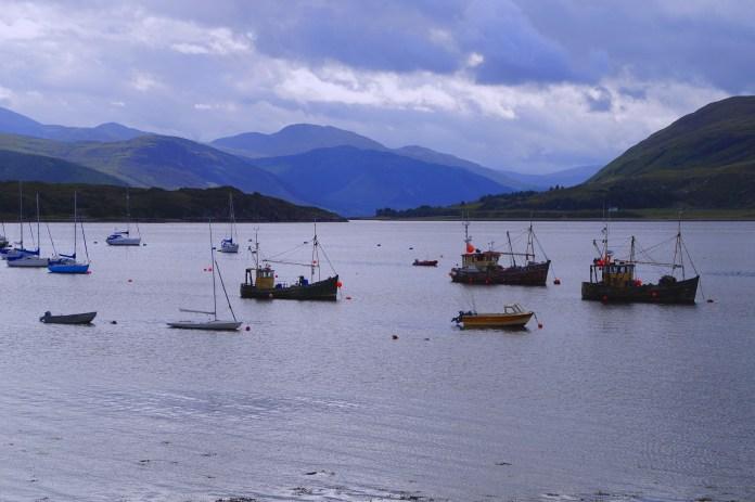 The Scottish Fishing Industry