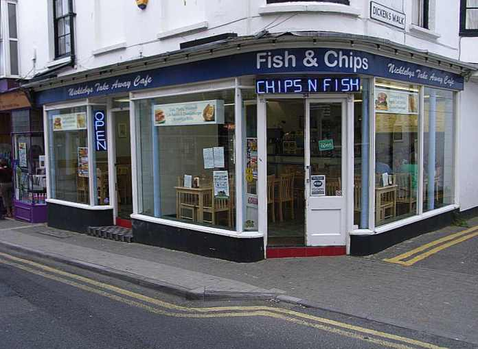 A British Icon; Fish and Chips