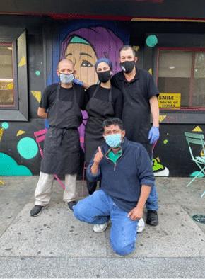 318 California Restaurants Receive Grant