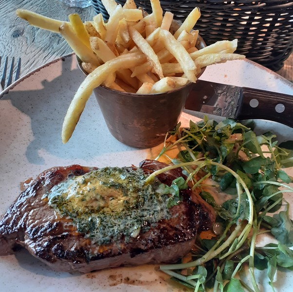 Going French in the UK (Bistrot Pierre)
