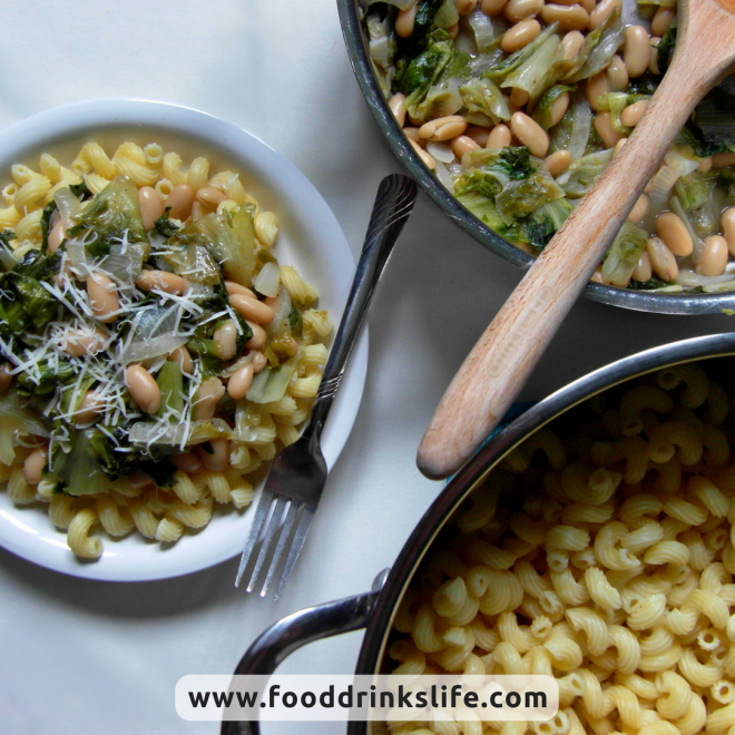 Escarole and Beans Saute