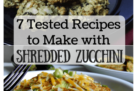 7 Tested Recipes to Make with Shredded Zucchini | Food Drinks Life