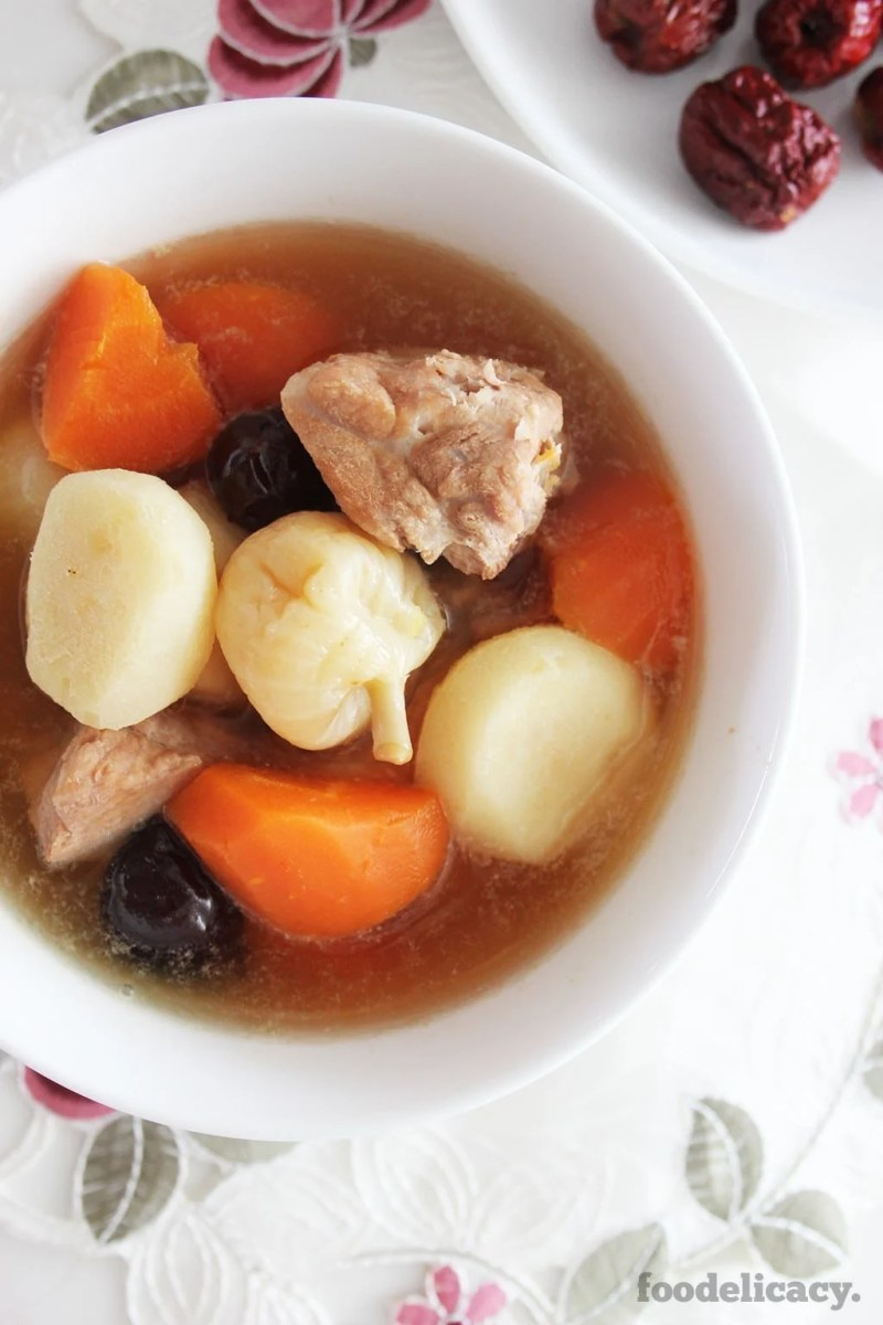Water_Chestnut_and_Pork Ribs_Soup_1D