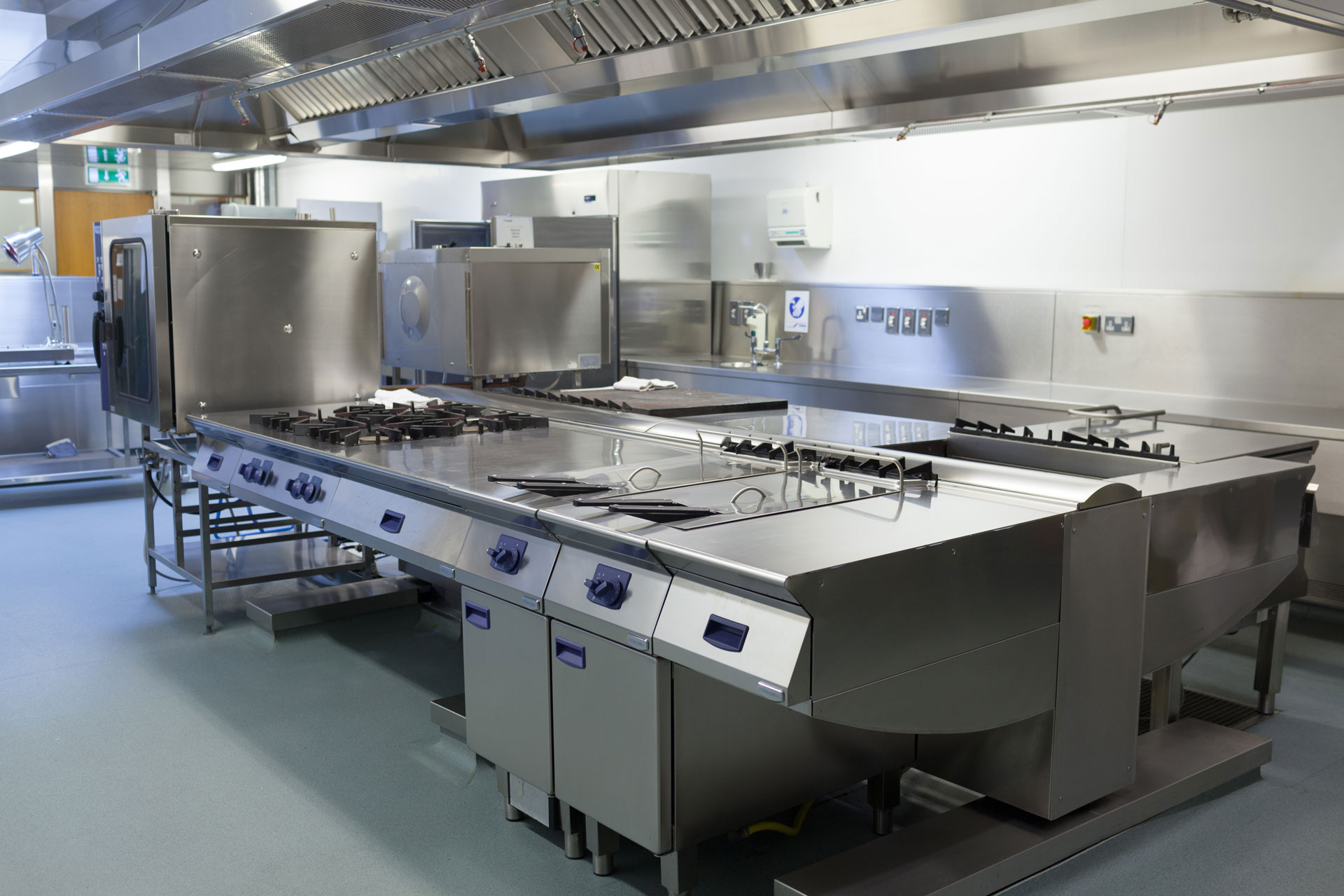 kitchen equipment repair outside island outsourcing maintenance food