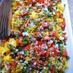 Brilliant Rice Salad (The Hungry Australian | Recipes, Food Stories, Travel & Ph…