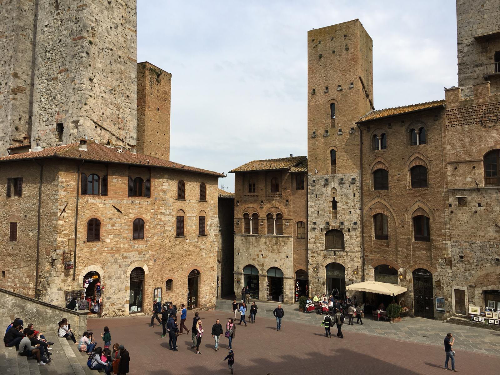 San Gimignano: un tranquillo weekend nel medioevo