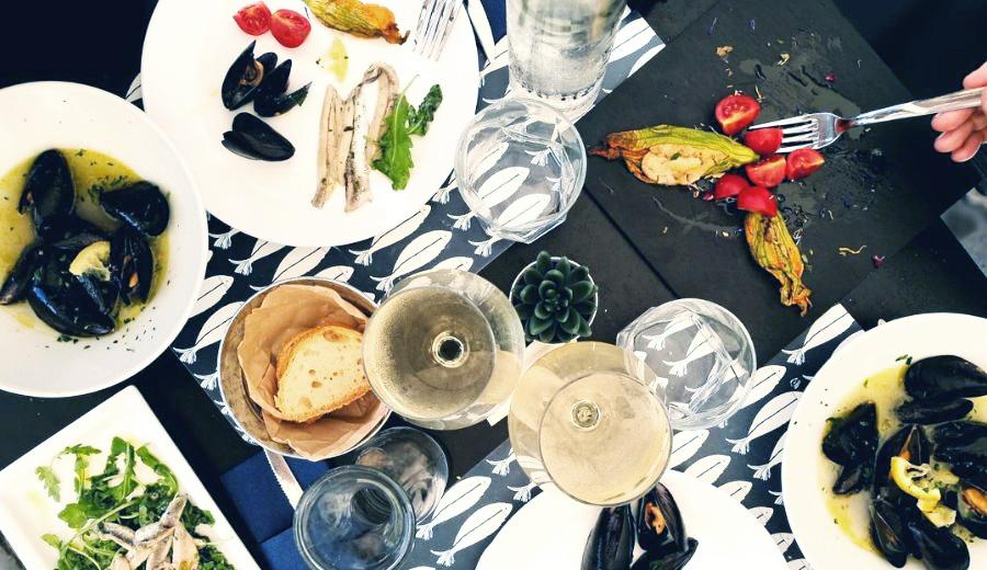 Loggia Arpara: ecco dove mangiare a Lerici