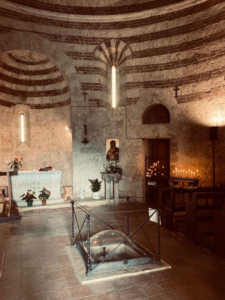 cappella eremo