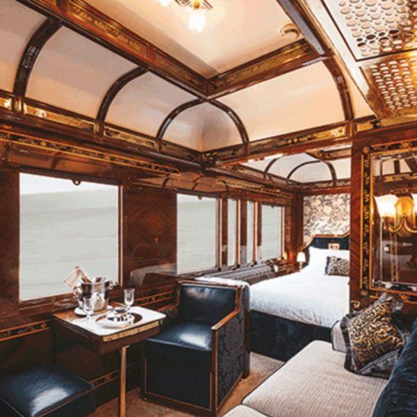 Simplon Orient Express: il treno dei desideri che parte da Venezia