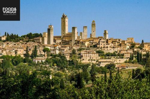 Parti con noi: San Gimignano