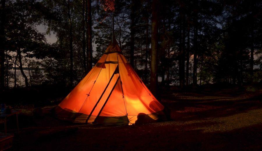 glamping e tenda