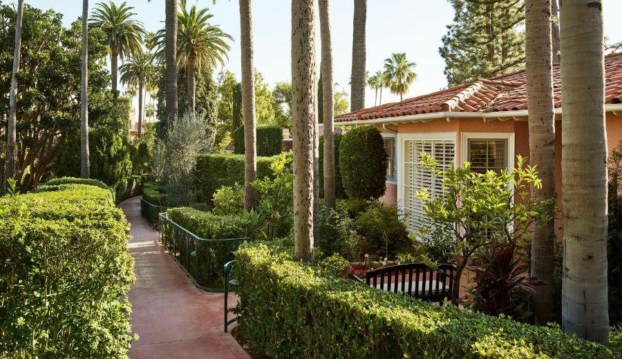 Il Beverly Hills Hotel apre il bungalow di Marilyn Monroe