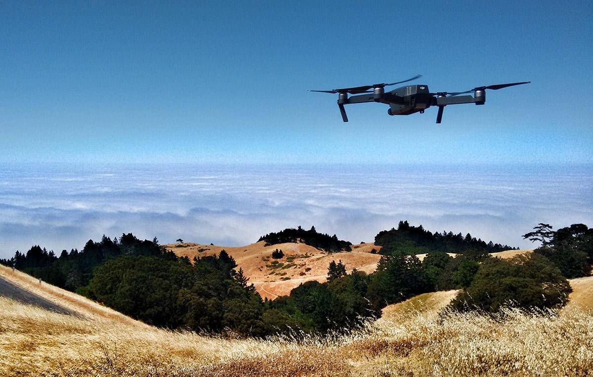 Droni in Toscana: ecco le migliori flyzone