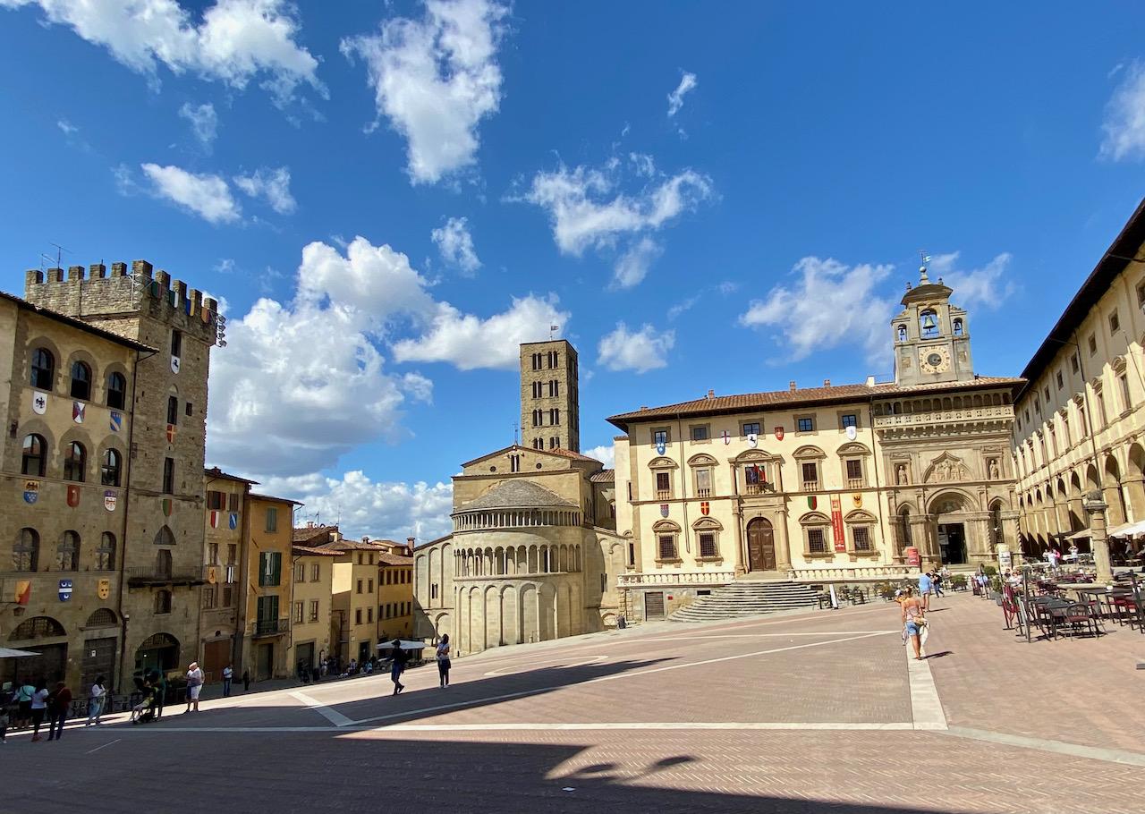 """Un giorno ad Arezzo, la città de la """"La Vita è Bella"""""""