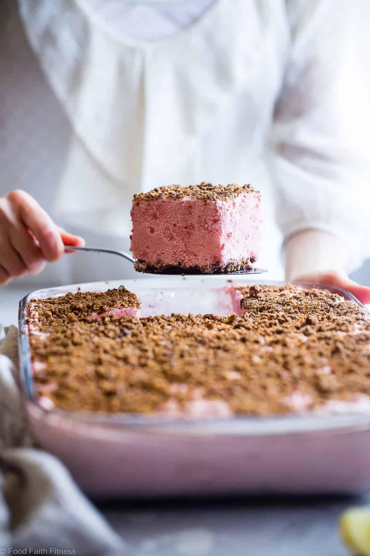 Healthy Strawberry Dessert Recipes