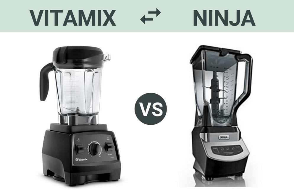 ninja kitchen com cabinet boxes vitamix vs blender comparison which is better food