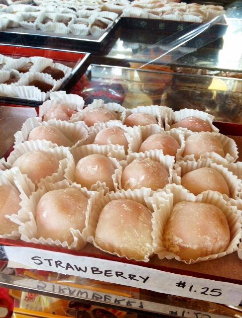 Fresh Mochi Japantown San Francisco