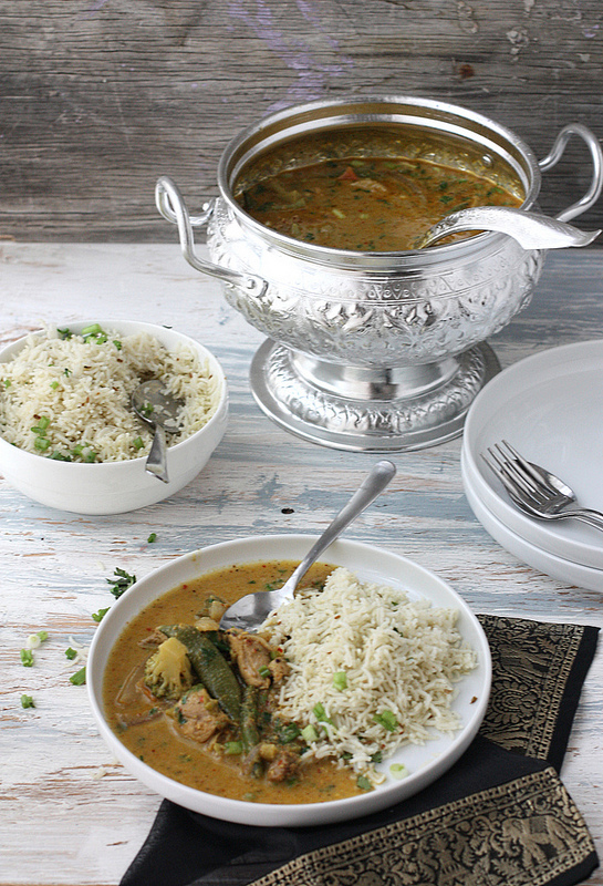 Indian Thai Curry 2