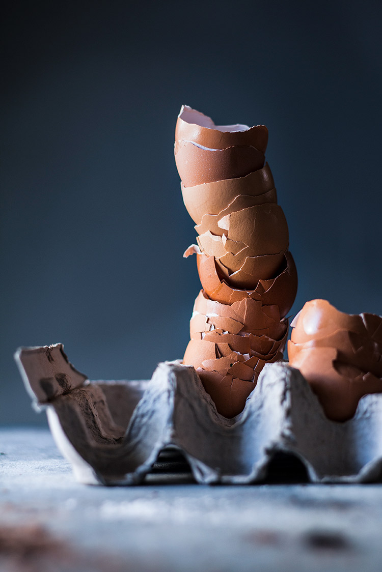 Caramel Mocha Raspberry Mousse |foodfashionparty| #caramelmousse #foodphotography
