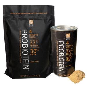 ProBiotein - A Multi-Prebiotic Fiber & Protein Source