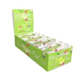 MicroBiome Bars - Four flavors box or variety bag