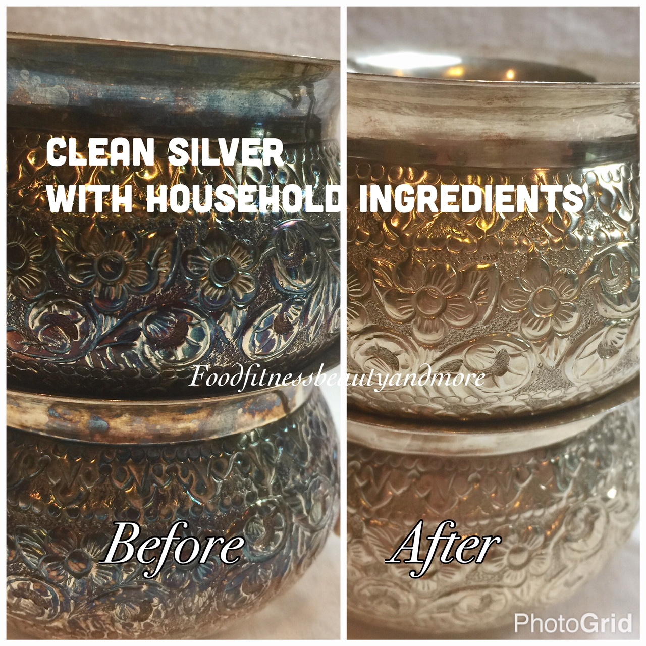 How To Clean Silver Without Any Chemicals Food Fitness Beauty And More