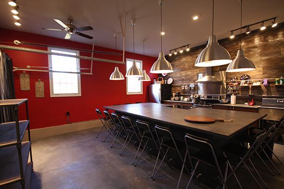 The Garage Kitchen Opens Food Fix Kitchen