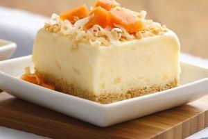 Pina Colada Frozen Dessert