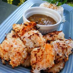 Baked Coconut Shrimp-foodflag