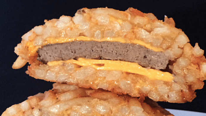 The french fry burger bun was inevitable, and we love it