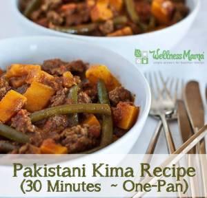 Pakistani Kima-foodflag