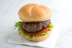 The Best No Fuss Hamburger Recipe