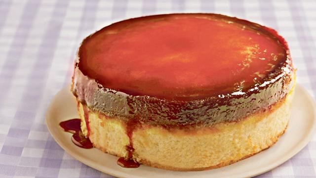 Leche Flan Cake Recipe