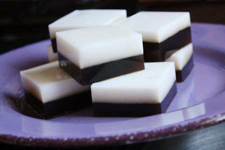 Coffee-Coconut Agar Dessert Recipe
