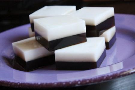 Coffee-Coconut Agar Dessert Recipe