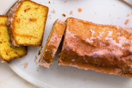Orange and Aperol drizzle cake