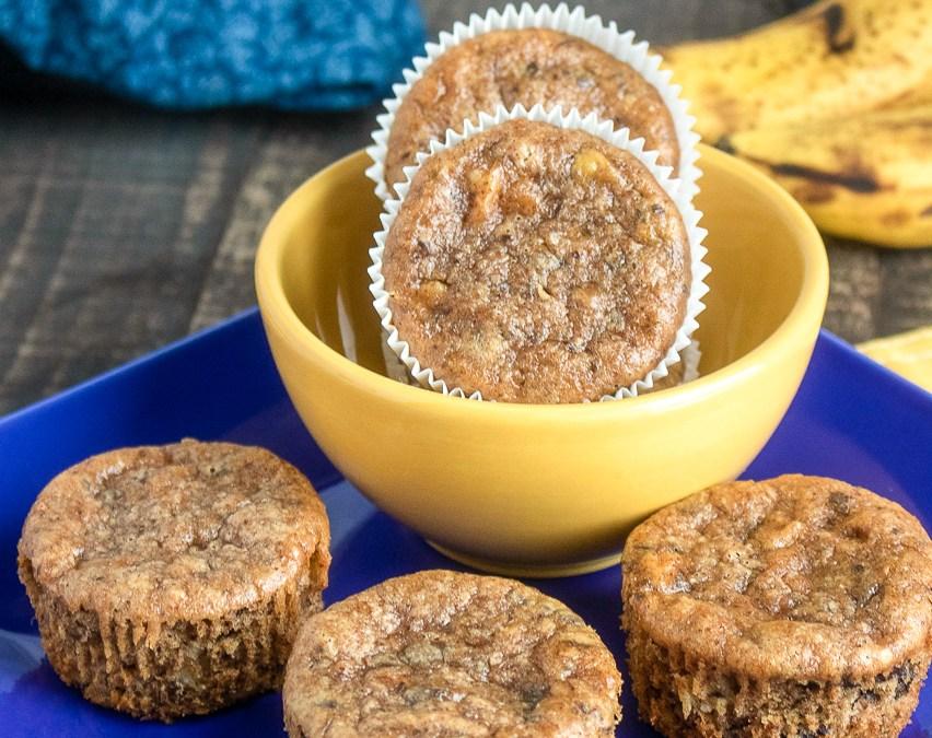 Banana-Chocolate Chunk Muffins