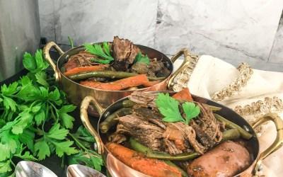 Instant Pot® Traditional Pot Roast