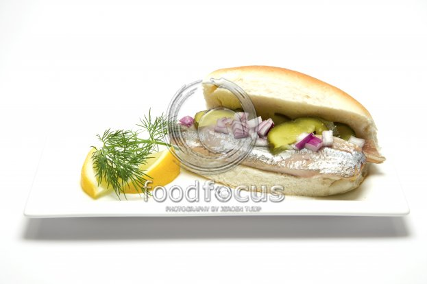 Broodje Haring-2 - Foodfocus Photography